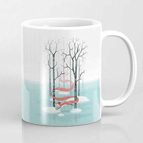quadngaagd-bosque-espiritu-logo-taza-de-cafe-taza-de-te-blanco