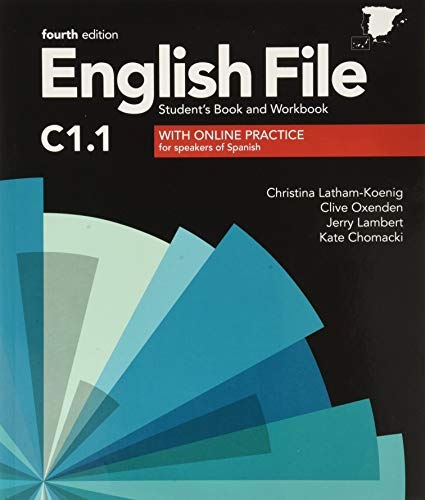 English File 4th Edition C11 Student's Book and Workbook without Key Pack (English File Fourth Edition)