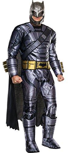 Fancy Ole - Herren Männer Karneval Kostüm Batman , Schwarz, Größe S/M