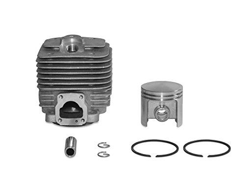 Kolben und Zylinder Zylinderkit passend für Stihl 08 und TS350