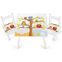 Amazon Fr Table Enfant Avec Chaise