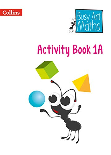 Year 1 Activity Book 1A (Busy Ant Maths) por Jo Power