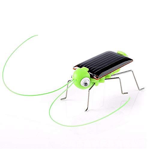 Bug Solarenergie Umweltschutz Spielzeug PäDagogische Solarbetriebene Heuschrecke Roboter-Spielzeug Solar Angetriebenes Spielzeug Gadget-Geschenk