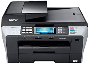 Brother MFC6890CDW Professional A3 Colour Inkjet Multifunction Duplex Printer with Touchscreen LCD and Wired/Wireless Network