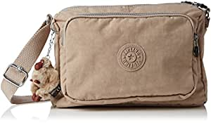 Kipling Women's Reth Shoulder Bag - Caffe Latte N