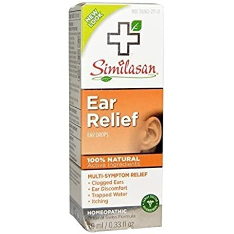SIMILASAN EARACHE RELIEF DROPS by