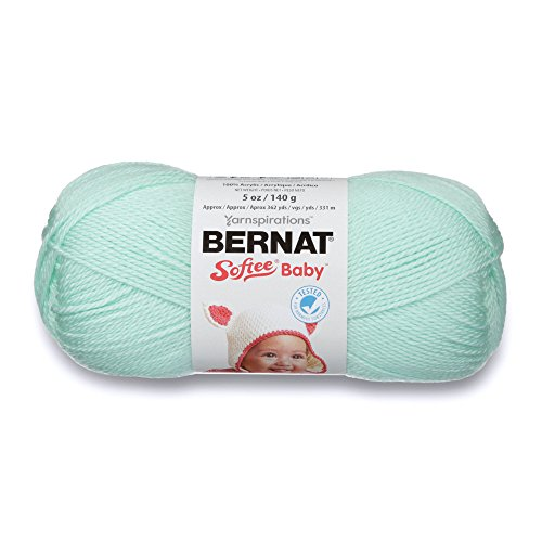 Bernat klein Acryl Softee Baby Garn, Minze -
