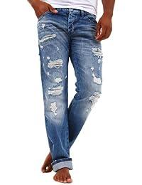 Redbridge Jeans homme RB-157 Bleu 32/34