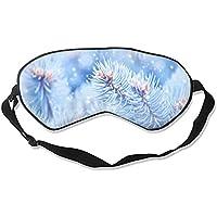 Fir-Tree Schlafmaske, für den Winter, atmungsaktiv, für Herren, Damen, Kinder, Weiß preisvergleich bei billige-tabletten.eu