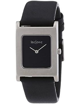 Tectonic Damen-Armbanduhr Analog Quarz 41-6100-44