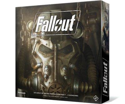 Fallout Juego de Mesa - Español