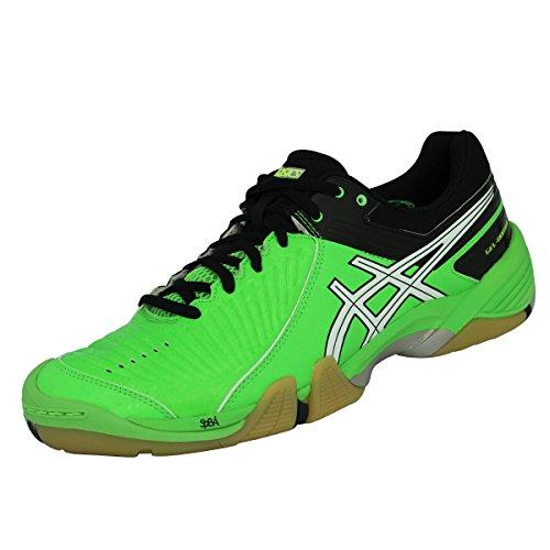 ASICS Herren Gel-Domain 3 Sneaker schwarz/neon grün 47 EU