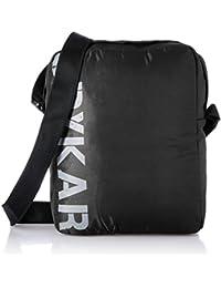 b3eef106d824 Ruosh Canvas 38 Cms Black Messenger Bag (mes-bag-5519) Best Deals ...