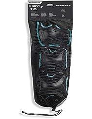 Rollerblade Mujer X de Gear W 3Pack–fundas para patines en línea, mujer, X-GEAR W 3 PACK, negro