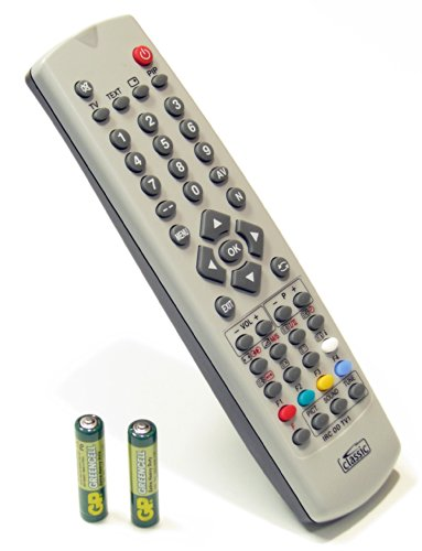 Replacement Remote Control for Loewe ART TV 70 (batteries included)