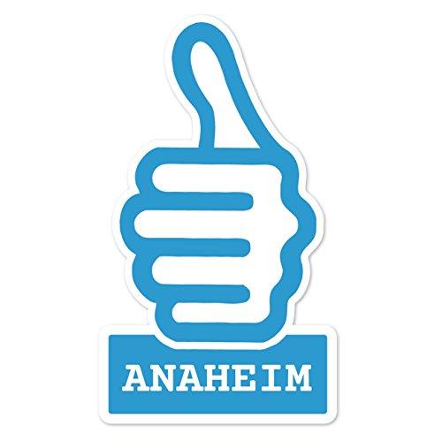 JOllify Aufkleber - Anaheim - Farbe: Design: Thumbs up - Daumen hoch -