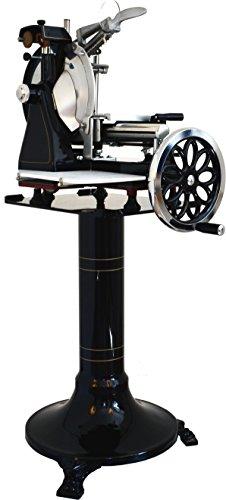 Aufschnittmaschine Schwungradmaschine Volano 250 SCHWARZ