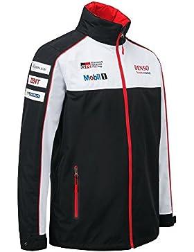 Toyota Gazoo Racing ligero chaqueta XS S M L XL XXL de color negro para hombre, Mens M 38-40in