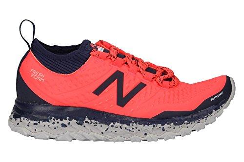 Fresh Foam Hierro V3, Zapatillas de Running para Mujer, Rosa (Pink/Navy), 40.5 EU New Balance
