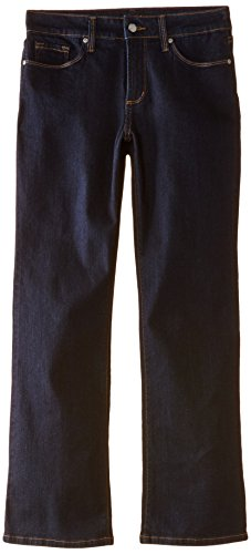 NYDJ Damen Boot-Cut Jeans Blau (dunkler Denim)