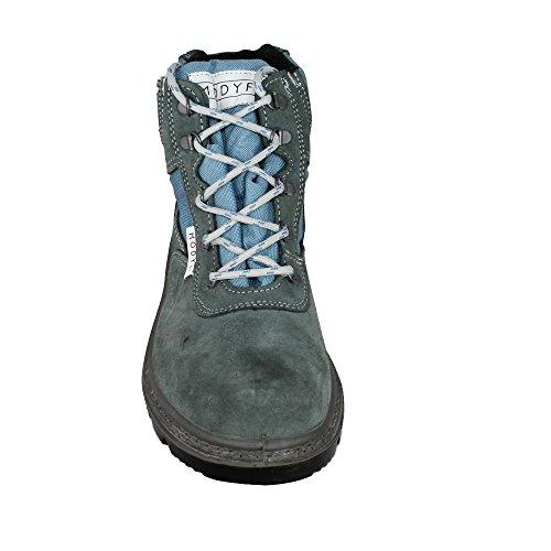 Modyf chaussures de sécurité s1P chaussures de sécurité norme haut gris imperfections Gris