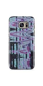 Casenation Disturbed Colours for Samsung Galaxy S7 Matte Case