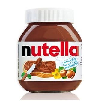 Nutella Nuss Nougat Creme...