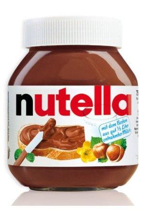 Nutella Menge:450g