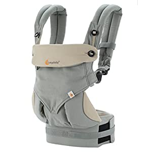 Ergobaby Carrier 360 Original Front Carriers (Grey)   2