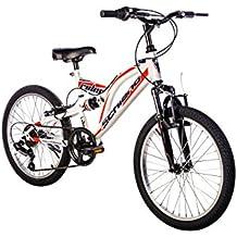 F.lli Schiano Rider Power 18V Bicicletta Biammortizzata
