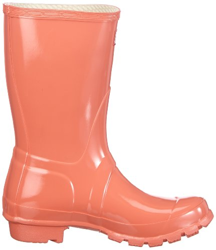 Rouge Flame Gloss Hunter Bottes femme Short IP1pwC