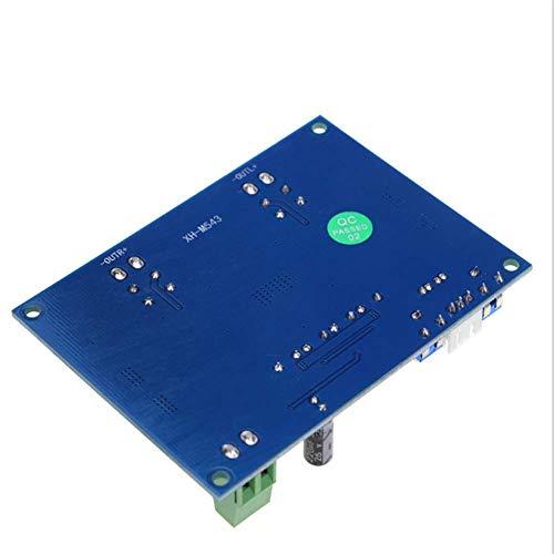 Brikivits Amplifier Board Set C TPA3116 D2 120WX2 Mini Digital Audio Board with 30 mm Audio Wire, 4.0 Dual Channel Audio Receiver Amplifier Board Module