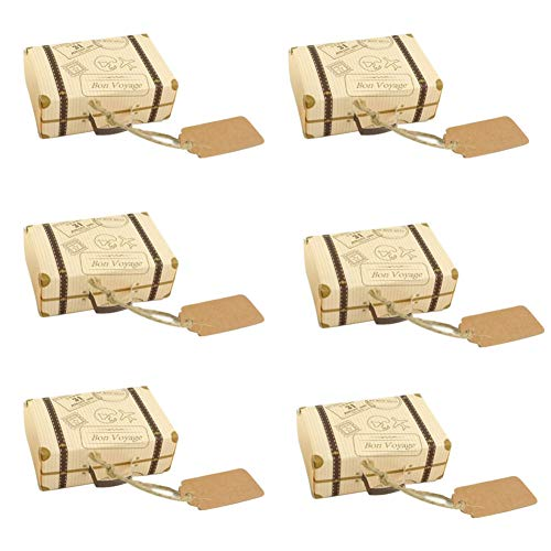 Ototon - Cajas de Caramelos de Papel Kraft