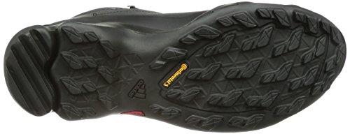 adidas Herren Terrex Fastshell Mid CP Trekking-& Wanderstiefel CBLACK/CBLACK/GREFIV