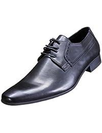 Reservoir Shoes - Chaussure Derbies Yvan Black