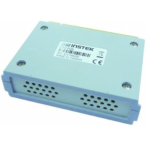 GW Instek DS2-FGN - Generatore funzione DDS per oscilloscopi a memoria digitale, gamma frequenze 0,1 (5 Mhz Generatore Di Funzioni)