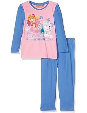 Nickelodeon Mädchen Zweiteiliger Schlafanzug Paw Patrol Skye