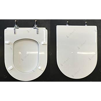 Sedile wc dolomite mod clodia serie compatibile for Dolomite serie clodia