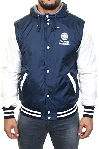 Franklin-Marshall-Reversible-Jacket-size-small