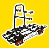 MFT Fahrradträger AHK multi-cargo 2 family -- 4 Räder