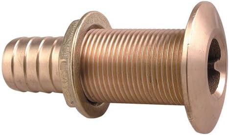 3 4 Raccordo passascafo con manichetta in bronzo bronzo bronzo MADE IN THE USB003NZWFUCParent | Abbiamo ricevuto lodi dai nostri clienti.  | Exquisite (medio) lavorazione  | Nuova voce  | Eccellente  Qualità  4d9d92