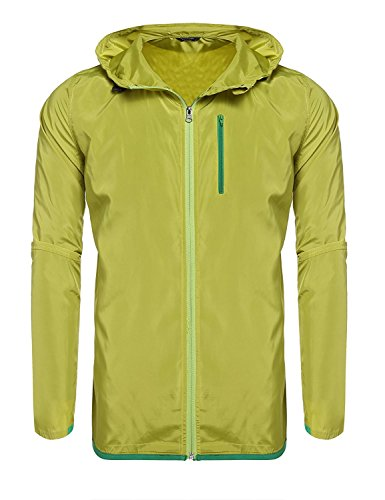 Running Wind Athletic Jackets For Men