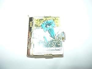 """'Badge Broche Bad Reichenhall """"Livre de souvenirs avec cartes postales pliable"""