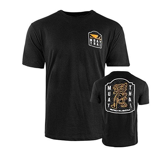 Bad Boy–Maglietta Tiger t-shirt Black