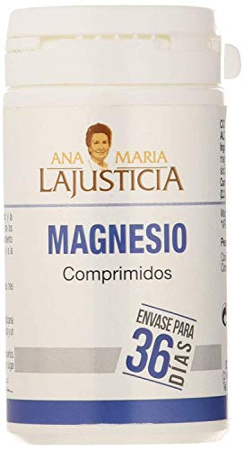Ana Maria Lajusticia - Cloruro de Magnesio - 147 comprimid