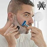 Best barba peines - Hasendad Beard Template - Molde de barba con Review