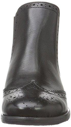Apple of Eden Asuncion, Bottes courtes avec doublure chaude femme Noir - Noir