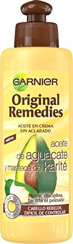 Garnier Original Remedies Aceite Crema Aguacate Karité