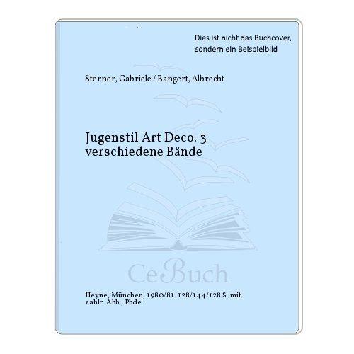 Jugendstil / Art deco IV. Malerei und Graphik.