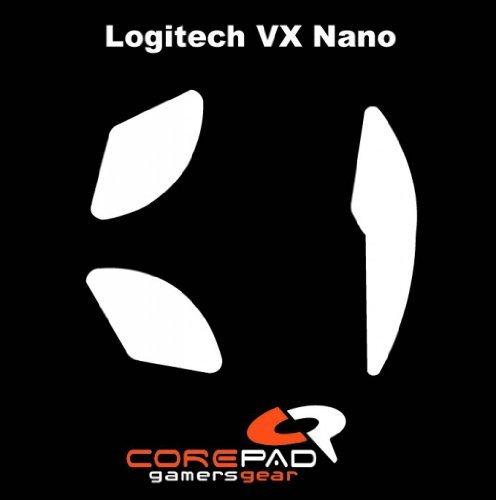 Corepad Mausfüße Skatez Pro 49 Logitech VX Nano (Nano Für Die Füße)